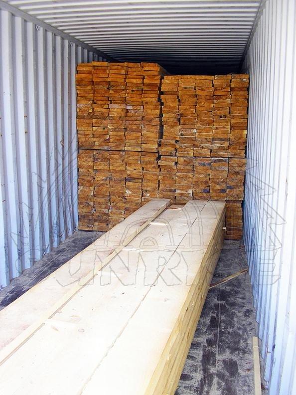 Wood Export From Ukraine Timber Wooden Railway Sleepers